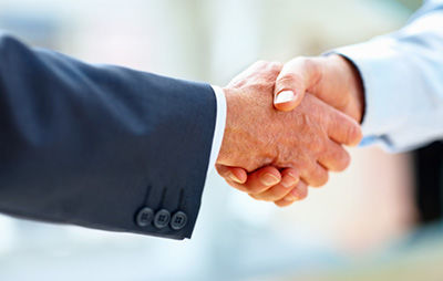 men shaking hands - Twiford Law Firm
