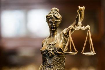 Statue of Justice - North Caroline Federal Criminal Defense
