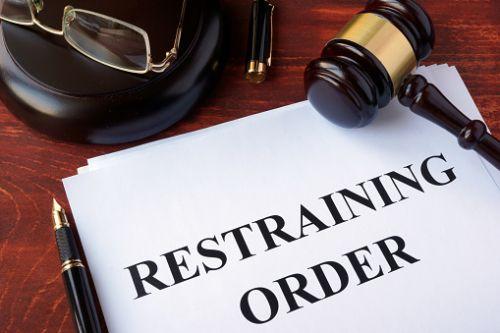 Restraining Order / Domestic Violence Protective Order