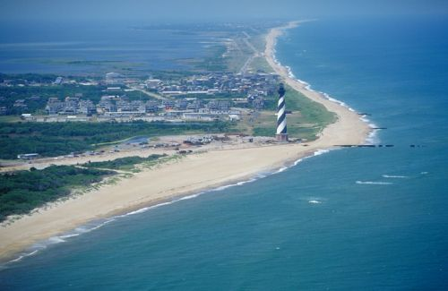 Photo of Cape Hatteras & Lighthouse - Assimilative Crimes Act